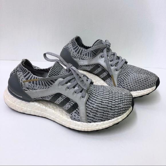 cf48944660 adidas Shoes | Ultra Boost X Clear Grey Womens | Poshmark